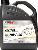 ROWE Hightec Vintage 20W-50 (5 l)