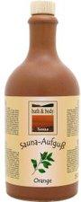 Nicol Saunaaufguss Orange (500 ml)