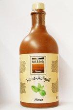 Nicol Saunaaufguss Minze (500 ml)