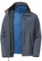 The North Face Men's Thermoball Triclimate Jacket Cosmic Blue Heather