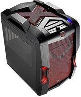 AeroCool Strike-X Cube schwarz/rot