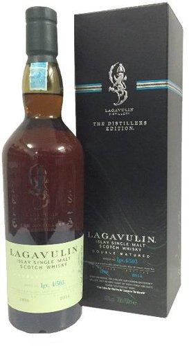 Lagavulin Distillers' Edition 1998/2014 0,7l 43%