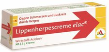 Dermapharm Lippenherpescreme elac (2 g)