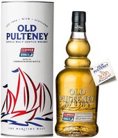 Old Pulteney Clipper Round the World Commemorative Bottle 0,7l 46%
