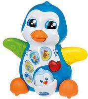 Clementoni Mama Pinguin und Baby