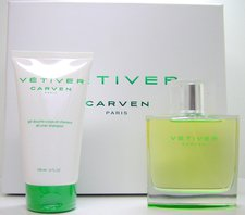 Carven Vetiver Set (EdT 100ml + SG 150ml)