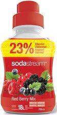SodaStream Rote Beeren Mix 750 ml