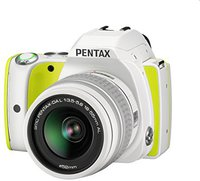 Pentax K-S1 Kit 18-55 mm Lime Pie