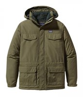 Patagonia Men's Isthmus Parka Fatigue Green