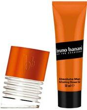 Bruno Banani Absolute Man Set (EdT 30ml + SG 50ml)