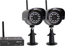 Jay-tech D808S2 Überwachungskamera-Set