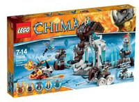 LEGO Legends of Chima - Mammoth Ice Base (70226)