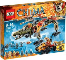 LEGO Legends of Chima - Bladvics Bear Mech (70227)