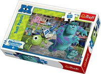 Trefl Monster AG - Mike und Sully