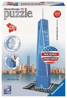 Ravensburger 3D Puzzle: One World Trade Center