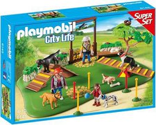 Playmobil City Life - SuperSet Hundeschule (6145)