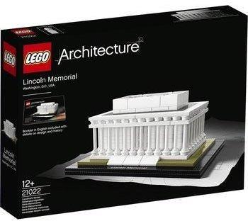 LEGO Architecture - Lincoln Memorial (21022)