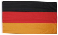 Max Fuchs Deutschland Fahne