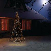 Fairybell LED-Weihnachtsbaum 185 cm