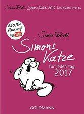 Goldmann Verlag Simons Katze für jeden Tag 2015