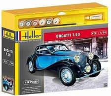 Heller Joustra Bugatti T.50 (50706)