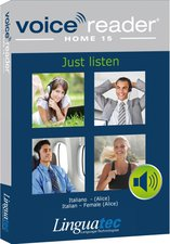 Linguatec Voice Reader Home 15 (Alice) (IT) (Win)