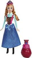 Mattel Disney Frozen Royal Color Anna Doll