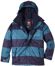 Quiksilver Mission Printed Youth Jkt Smith