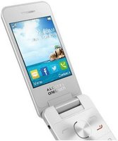 Alcatel One Touch 20.12G pure white ohne Vertrag