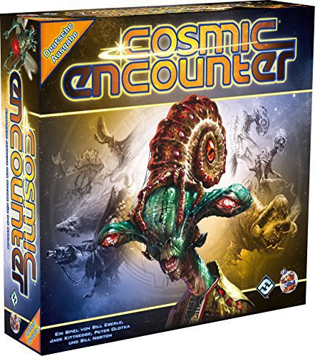 Heidelberger Spieleverlag Cosmic Encounter