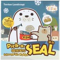 Heidelberger Spieleverlag Pick a Seal - Schnapp' die Robbe