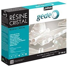 Pébéo Kit resine cristal 750 ml