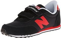 New Balance KE410 Kids Velcro black/red