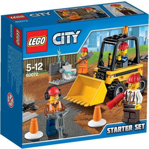 LEGO City - Abriss-Experten Starter Set (60072)