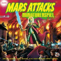 Heidelberger Spieleverlag Mars Attacks - Miniaturenspiel Deluxe