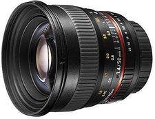 Walimex pro 50mm f1.4 DSLR