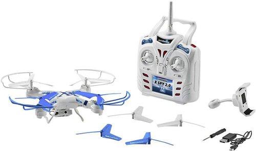 Revell WiFi Quadcopter X-SPY (23954)