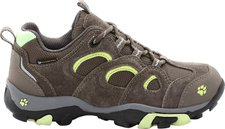 Jack Wolfskin Girls Mnt Attack Low Texapore