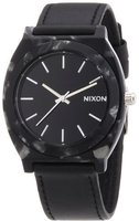 Nixon The Time Teller Acetate Leather