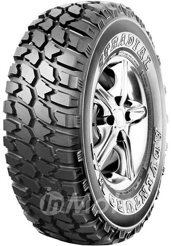 GT Radial Adventuro M/T 235/85 R16 120/116Q
