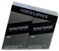 Bruno Banani Men Eau de Toilette im Vorteilspack (2x 30 ml)