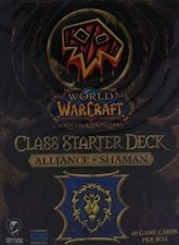 Cryptozoic WoW Class Starter Allianz Schamane (englisch)