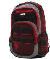 Nitro Chase red stripes