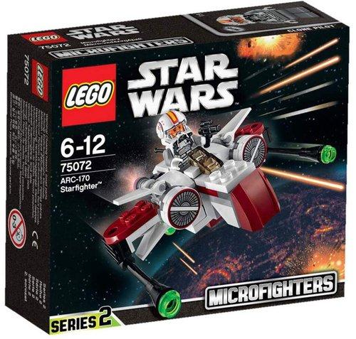 LEGO Star Wars - ARC-170 Starfighter (75072)