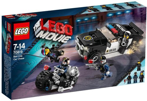 LEGO The LEGO Movie - Bad Cops Polizeiauto (70819)