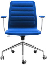 Cappellini Lotus Low blau