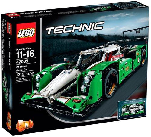 LEGO Technic - 24 Hours Race Car (42039)
