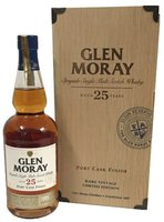 Glen Moray 25 Jahre Port Cask Finish 0,7l 43%