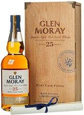 Glen Moray 25 Jahre Port Cask Finish 0,7l 43%
