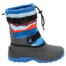 Jack Wolfskin Snow Rocker Kids classic blue all over
